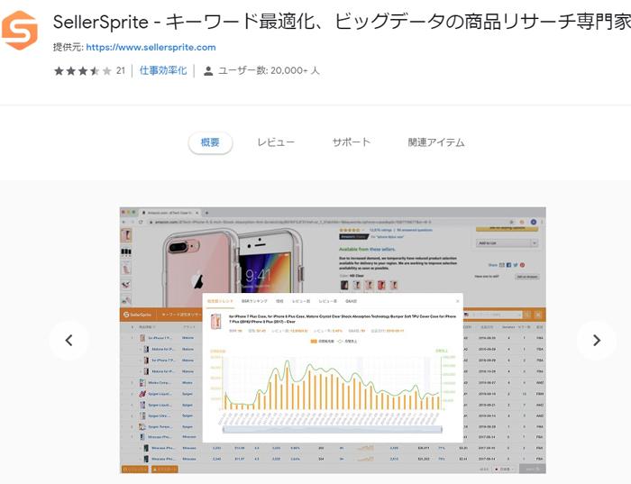 Seller Sprite(セラースプライト)