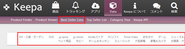 Best Seller Lists